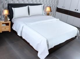 Sferra Cotton Bedding Set(White Aqua)