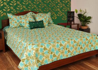 Turu India Sea Breeze Cotton, Polycotton Bedding Set