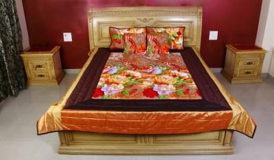 Kotton Cotton Silk Blend Bedding Set