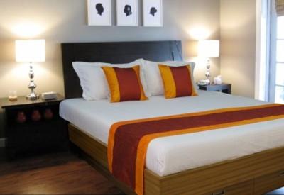 Snuggle Raw Silk Bedding Set