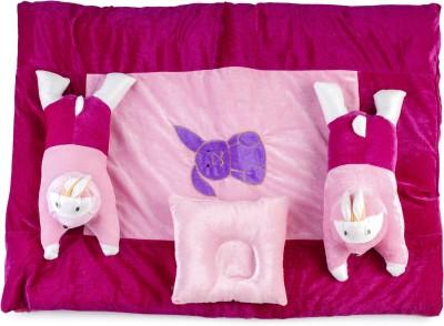 White Swan Baby Joy Velvet Bedding Set