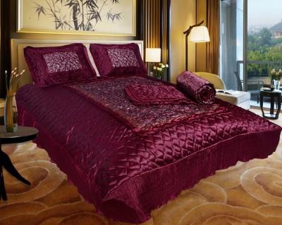 El Sandlo Shades of Paradise Satin Bedding Set