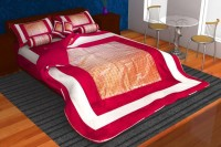 Lavish Polydupion Bedding Set(Multicolor)