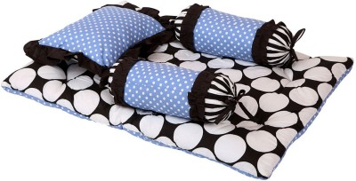 Bacati Velcro Cotton Bedding Set