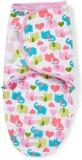 BabyBucket Cotton Bedding Set (Pink)