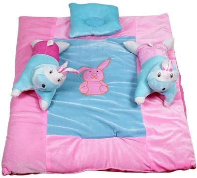 CHHOTE JANAB Velvet Bedding Set