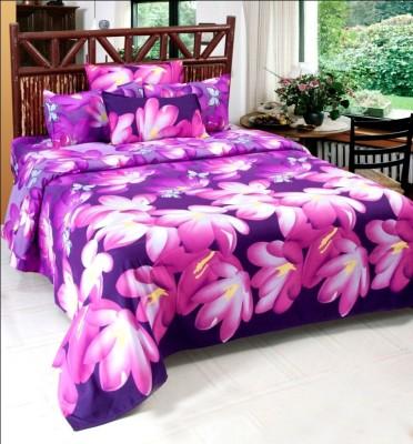 Wonder Collection Floral Polycotton Bedding Set