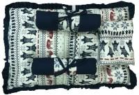 Krivi Kids Polycotton Bedding Set(Multicolor)