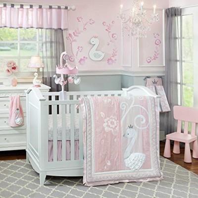 Lambs & Ivy Cotton, Polyester Bedding Set