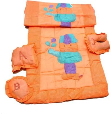 Madhav product Shades of Paradise Polycotton Bedding Set