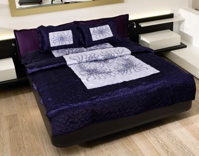 N DéCor Raw Silk Bedding Set