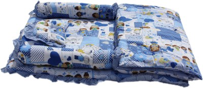 Amardeep Smile Cotton Bedding Set