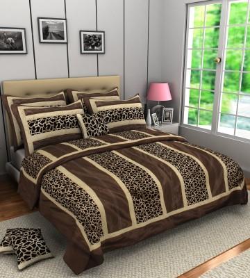 A,la Mode Creations Velvet Bedding Set