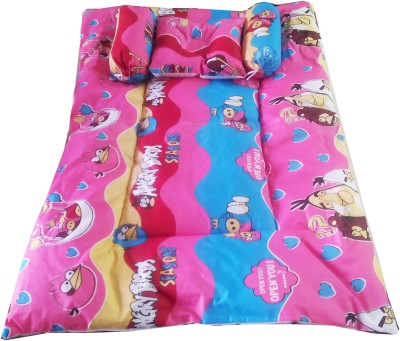 TAG Products Cartoon Print Cotton, Polyester Bedding Set