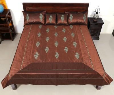 Indigenous Handicrafts Polydupion Bedding Set