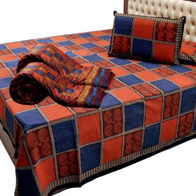Little India Ethnic Cotton Bedding Set