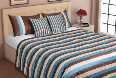 Unravel India FSBS0016 Pure Silk, Cotton Bedding Set