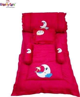 Granny Care Velvet Bedding Set