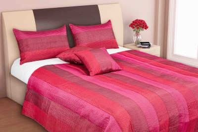 Unravel India FSBS0019 Pure Silk, Cotton Bedding Set