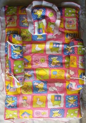 Love Baby Animal Print Cotton Bedding Set