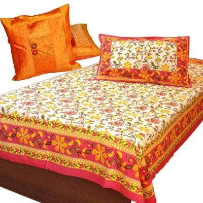 JaipurRaga Bedsheet Cotton Bedding Set