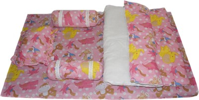Muren Printed Cotton Bedding Set