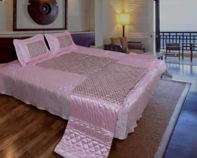 Home Shop Gift Satin Bedding Set