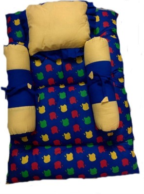 Krivi Kids Apple Polyester, Cotton Bedding Set