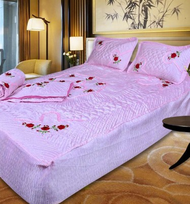 fashionadobe Satin Bedding Set