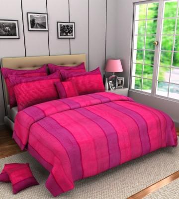 A,la Mode Creations Cotton Silk Blend Bedding Set