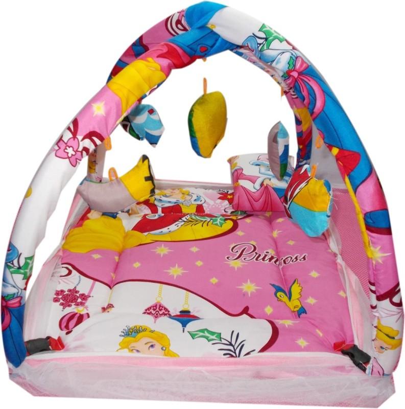 CHHOTE SAHEB Cotton Bedding Set(Multicolor)