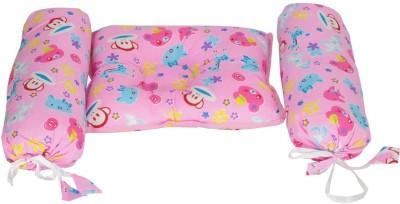 Aarushi Cotton Bedding Set(Pink)