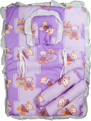 Love Baby Nursery Print Cotton Bedding Set