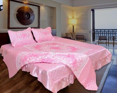 Rangsthali Satin Bedding Set