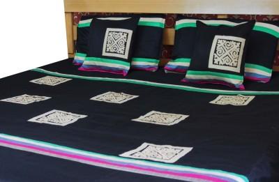 Decor Muse Polydupion Bedding Set