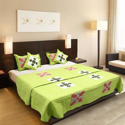 Needlecrest Velvet Bedding Set