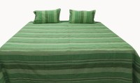 Adishma Cotton Bedding Set(Green)