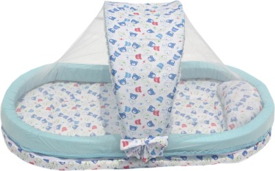 Amardeep Bear Cotton Bedding Set