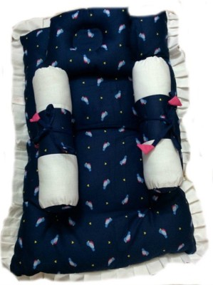 Krivi Kids Bird Polyester, Cotton Bedding Set