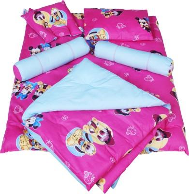 Aurraa Floral Cotton Bedding Set