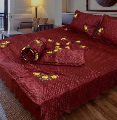 fashionadobe Satin Bedding Set