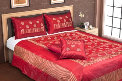 Unravel India FSBS0024 Polycotton Bedding Set
