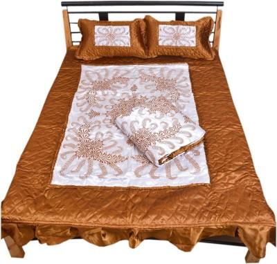 Urban Style Satin Bedding Set