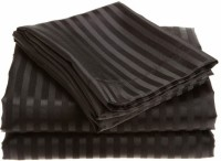 SRP Linen 100% Egyptian Cotton Bedding Set(Black)