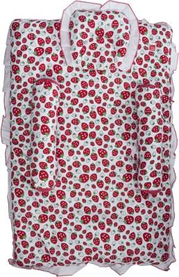 Love Baby Cherry Print Mattress Set