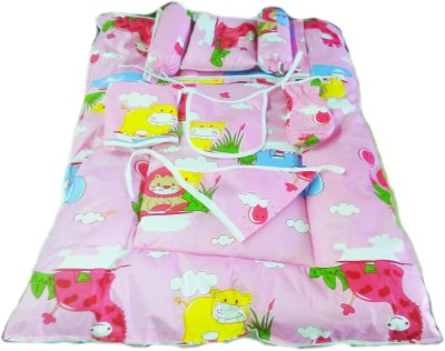 TAG Products Jungle Print Cotton, Polyester Bedding Set