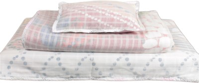 My Little Lambs Baby Comfort Cotton Bedding Set