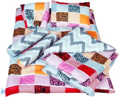 Aurraa Geomatric Design Cotton Bedding Set