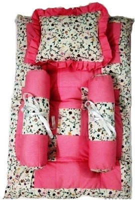 Krivi Kids Floral Cotton Bedding Set
