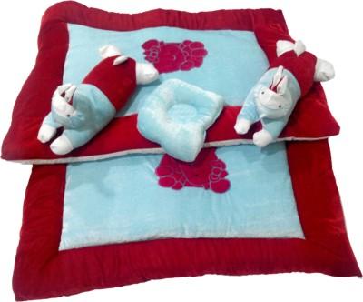 Bhavya Enterprises Velvet Bedding Set